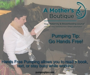 Working and Breastfeeding - Tips for Success - Also helpful pumping tips for anyone!