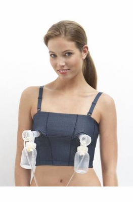 Shaparee Hands Free Pumping Band for breastpumping ease!