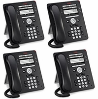 Avaya 9608G Global IP Phone (700510905) 4 pack