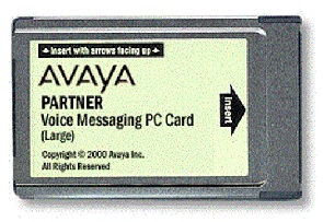 Avaya Partner ACS PVM Voicemail Card Large R3.0 (6108-548) Refurbished