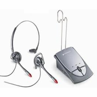 Plantronics S12 Complete Headset System New