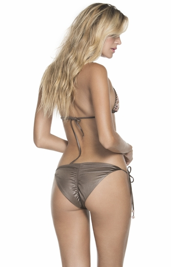 Aqua Bendita Alegria Bottom - Bronze