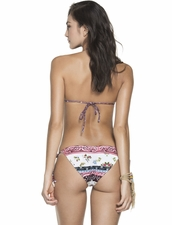 Aqua Bentita Alegria Tie-Side Bottom - Mint