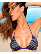 Aquarius Bikini by Sombra E Agua Fresca Swimwear