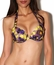 Aubade Swimwear Tropical Moulded Plunge Top