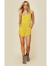 Blue Life One Love Overall - Sunflower