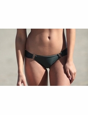Boys+Arrows Carm the Conwoman Bottom in Charcoal.