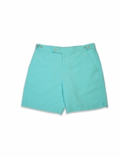 Hybrid Short in Seafoam