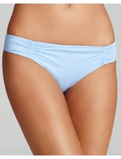 L*Space Monique Bikini Bottom in Powder Blue