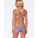 L* Space Swimwear Tanzania Wild One Top & Tanzania Oasis Bottom