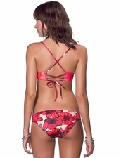 Maaji Swimwear Softy Photo Signature Seamless Bikini Bottom