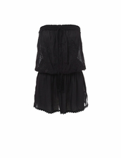 Melissa Odabash Fruley Dress - Black