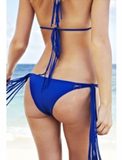 Mikoh Swimwear Martinique Top and Mykonos Bottom in Ocean
