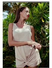 Naila Koral Beach Dress