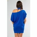 Pain de Sucre Lidy Beach Cover-Up in Blue