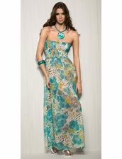 Pia Rossini Salvador Maxi Dress