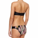 Pily Q Patara Diamand Bustier Bandeau Top and Fanned Bottom
