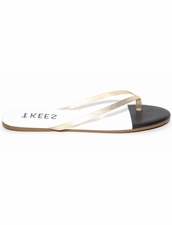 Tkees French Tips in Night Glare Sandals