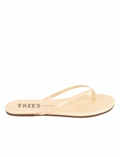 Tkees Glosses in Marshmallow Sandals