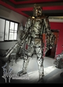 SteamPunk Boba 8 Feet Tall