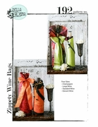 Zippety Wine Bag