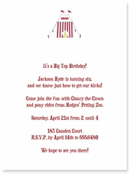 Big Top Birthday