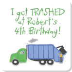 Garbage Party Stickers/Page of 40