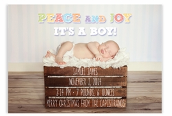 Joy Boy Birth