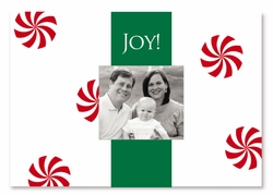 Peppermint Joy Folding