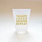 Tailgate Cheer Recover Repeat