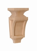 01601206HM1 Small Mission Corbel Hard Maple