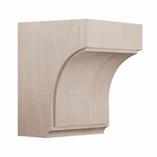 01607006CH1 Triad Wood Corbel Medium Cherry