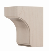 01607007CH1 Triad Wood Corbel Small Cherry