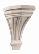 01607216WL1 Pinnacle Wood Corbel Medium Walnut