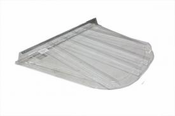 Wellcraft Egress System - 6700 Polycarbonate Flat Cover