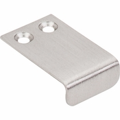 "Top Knobs - Additions Collection - Tab Pull 1"" - Brushed Satin Nickel - TK101BSN"