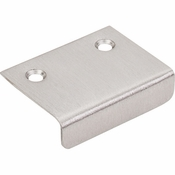 "Top Knobs - Additions Collection - Tab Pull 2"" - Brushed Satin Nickel - TK102BSN"