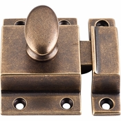 "Top Knobs - Additions Collection - Cabinet Latch 2"" - German Bronze - M1785"