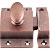 "Top Knobs - Additions Collection - Cabinet Latch 2"" - Antique Copper - M1782"