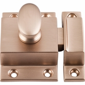 "Top Knobs - Additions Collection - Cabinet Latch 2"" - Brushed Bronze - M1778"