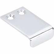"""Top Knobs - Additions Collection - Tab Pull 1"""" - Polished Chrome - TK101PC"""