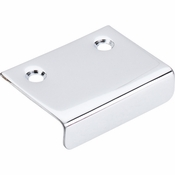 """Top Knobs - Additions Collection - Tab Pull 2"""" - Polished Chrome - TK102PC"""