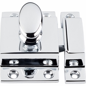 "Top Knobs - Additions Collection - Cabinet Latch 2"" - Polished Chrome - M1780"