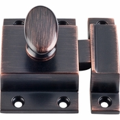 """Top Knobs - Additions Collection - Cabinet Latch 2"""" - Tuscan Bronze - M1669"""