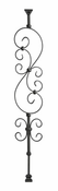 Carolina Stair Supply - Adjustable Baluster - ISSCR-ORC
