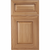Beech Mitered Cabinet Door<br>Raised Panel<br>Series F13-P6 Unfinished