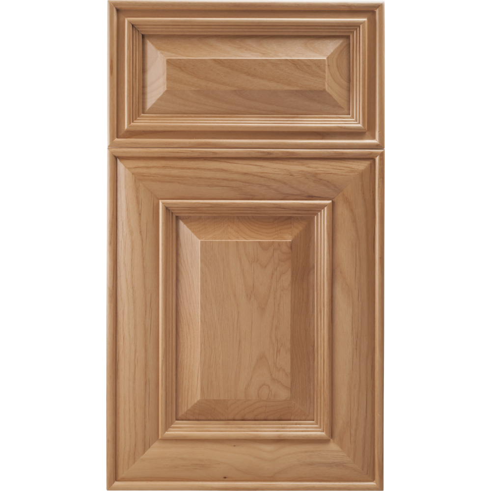 Hard Maple Mitered Cabinet Doorraised Panelseries F14 P3 Unfinished Hard Maple Select