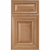 Beech Mitered Cabinet Door<br>Raised Panel<br>Series F14-P3 Unfinished