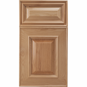 Beech Mitered Cabinet Door<br>Raised Panel<br>Series F16-P5 Unfinished