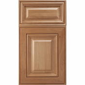 Beech Mitered Cabinet Door<br>Raised Panel<br>Series F21-P4 Unfinished